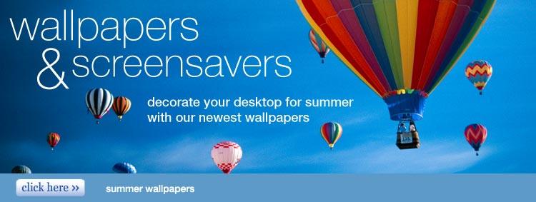 free wallpapers & free screensavers