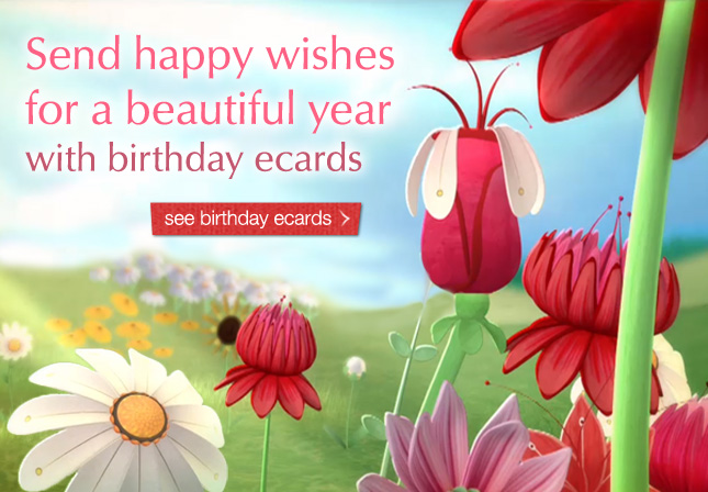 American Greetings Greeting Cards Email Or Print Cards Happy Birthday Wishes Family Member