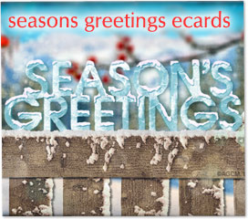 seasons greetings ecards