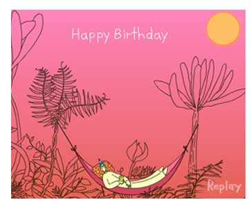 bluemountain  birthday ecards and greeting cards, Birthday card