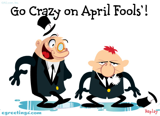 April Fools Day Ecards