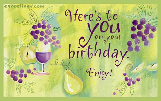 Birthday wishes greetings
