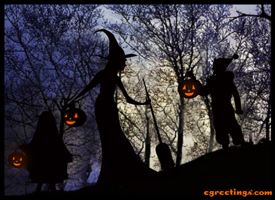 Free Halloween Ecards