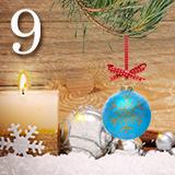 Christmas Inspiration Day 9