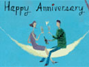 What I Love Most About Us Anniversary eCards