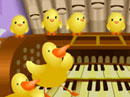 Hallelujah Quackers<br>(Fun Song) Easter eCards