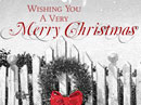 Thinking of You<br>From Across the Miles Christmas eCards