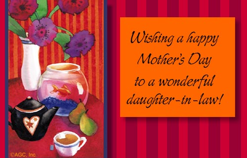 images of Daughter In Law Quot Mother S Day Ecard Blue Mountain Ecards