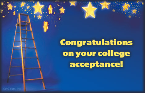 congratulations college