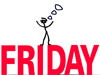 Make It to Friday  -- Free Funny Animated, Screensavers from American Greetings