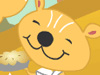 Thanksgiving Forest  -- Free Cute Animated Animal, Screensavers from American Greetings