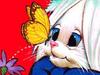 Ditzy Cat  -- Free Cute Cats,Cute  Pets Desktop Wallpapers from American Greetings