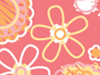 Patterns from Nature  -- Free Traditional Flower,Traditional  Nature Desktop Wallpapers from American Greetings