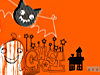 Silly Monsters  -- Free Halloween, Holiday Screensavers from American Greetings