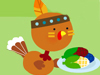 Turkey Thanksgiving  -- Free Cute Holiday Animal, Screensavers from American Greetings
