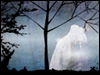 Ghosts and Phantoms  -- Free Halloween, Holiday Screensavers from American Greetings