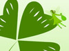 Irish Fairies  -- Free Cute Holiday, Screensavers from American Greetings