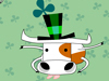 Corny Beef Jig  -- Free Funny Holiday Animal, Screensavers from American Greetings