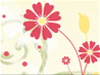 A Sunny Garden  -- Free Trendy Just Because, Screensavers from American Greetings
