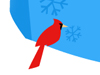 Snowbirds  -- Free Just Because Animal, Screensavers from American Greetings