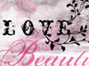Love Beauty Hope  -- Free Animal Valentines Day,Animal  Holiday Screensavers from American Greetings