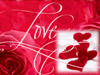 Hearts, Roses, Love  -- Free Holiday Nature, Screensavers from American Greetings