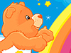Rainbow of Caring  -- Free Care Bears Static, Desktop Wallpapers from American Greetings