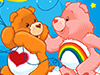 Skating Fun!  -- Free Cute Care Bears Static, Desktop Wallpapers from American Greetings