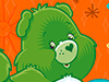 Feelin' Lucky?  -- Free Cute Care Bears Static, Desktop Wallpapers from American Greetings