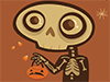 Trick-or-Treat!  -- Free Static, Desktop Wallpapers from American Greetings