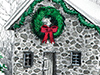 The Old Mill  -- Free Traditional Static Christmas,Traditional Static  Holiday Desktop Wallpapers from American Greetings