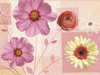 Pink Bouquet  -- Free Traditional Static Flower,Traditional Static  Nature Desktop Wallpapers from American Greetings