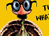Clever Disguise  -- Free Twisted Whiskers Thanksgiving,Twisted Whiskers  Holiday Desktop Wallpapers from American Greetings