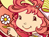 Flower Girl  -- Free Strawberry Shortcake, Desktop Wallpapers from American Greetings