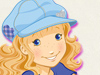 Twinkle in Her Eye  -- Free Cute Holly Hobbie, Desktop Wallpapers from American Greetings