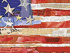 Country-style American Flag  -- Free Patriotic, Military Desktop Wallpapers from American Greetings