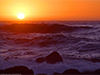 Seaside Sunset  -- Free Traditional Beach,Traditional  Nature Desktop Wallpapers from American Greetings
