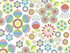 Dizzy Flowers  -- Free Trendy Flower,Trendy  Nature Desktop Wallpapers from American Greetings