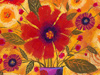 Wallflowers  -- Free Trendy Flower,Trendy  Nature Desktop Wallpapers from American Greetings