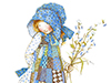 In Holly's Words  -- Free Holly Hobbie, Desktop Wallpapers from American Greetings