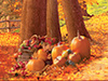 Autumn Idyllic  -- Free Traditional Thanksgiving Anyone,Traditional  Holiday Anyone Desktop Wallpapers from American Greetings