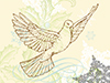 Dove of Peace  -- Free Religious Holiday, Desktop Wallpapers from American Greetings