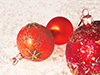 Three Bulbs A-sparkling  -- Free Christmas, Holiday Desktop Wallpapers from American Greetings