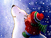 Star of Wonder  -- Free Cute Holiday Animal, Desktop Wallpapers from American Greetings