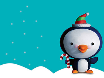 holiday penguin wallpapers free wallpapers desktop