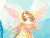 Heavenly Angel  -- Free Religious, Desktop Wallpapers from American Greetings