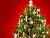 Miniature Tree  -- Free Traditional Christmas,Traditional  Holiday Desktop Wallpapers from American Greetings