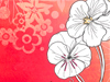 February Calendar  -- Free Calendar Flower,Calendar  Nature Desktop Wallpapers from American Greetings