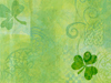 Shamrock March Calendar 