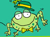 Hop o' the Mornin'!  -- Free St. Patricks Day, Holiday Desktop Wallpapers from American Greetings
